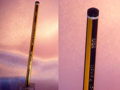2B Staedtler musicians pencil